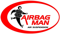 Airbag Man Suspension